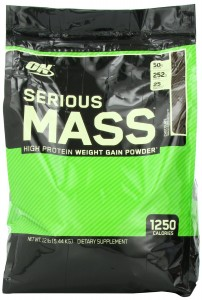 ON Serious Mass Gainer is AWESOME!
