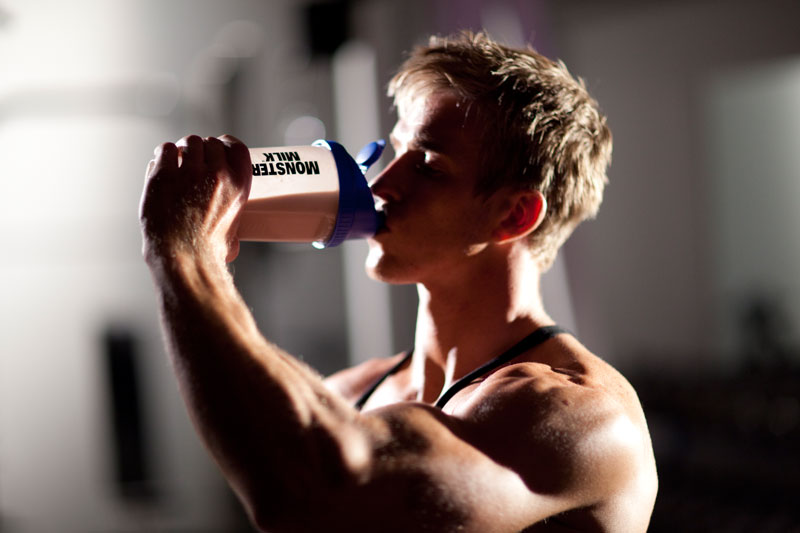 drink mass gainer